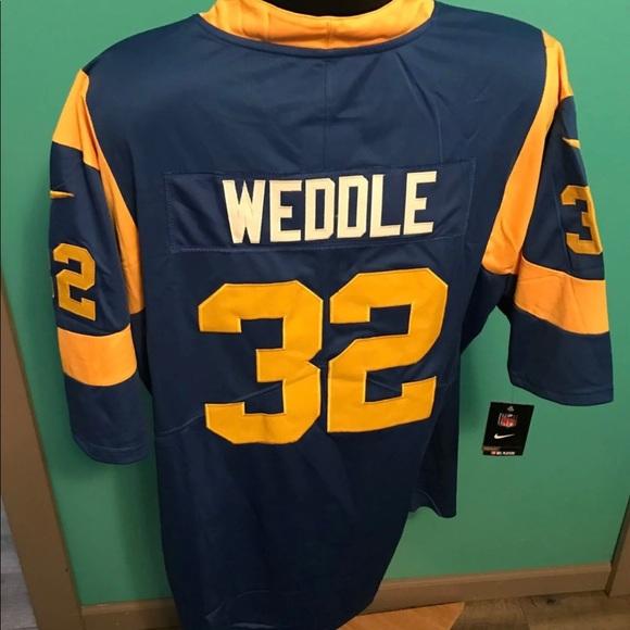 Eric Weddle Los Angeles Rams Nike Jersey